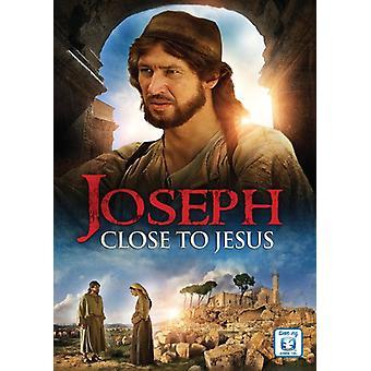 Joseph: Tæt på Jesus [DVD] USA Importer