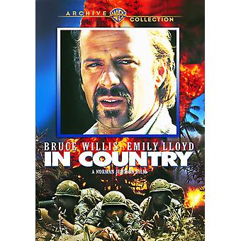 In Country [DVD] USA import
