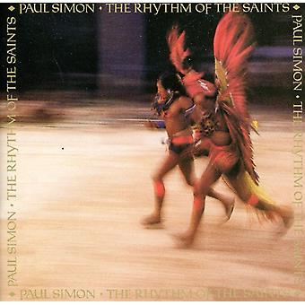 Paul Simon - Rhythm of the Saints [CD] USA import