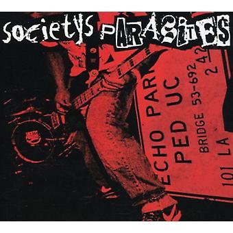 Society's Parasites - Society's Parasites [CD] USA import