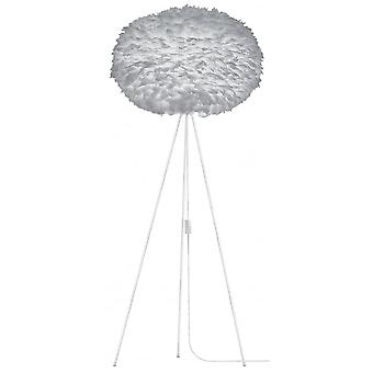 Vita Copenhagen Eos Tripod Floor Lamp - Light Grey Eos XL/White Tripod
