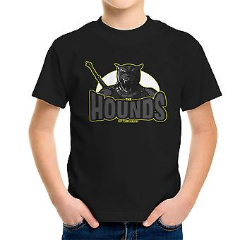 The Hounds of Westeros Sandor Clegane Game of Thrones Kid's T-Shirt