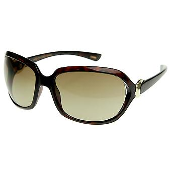 Designer geïnspireerde Premium kwaliteit Womens Oversized mode zonnebril
