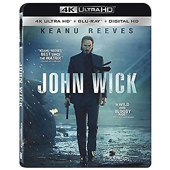 John Wick [Blu-Ray] USA import