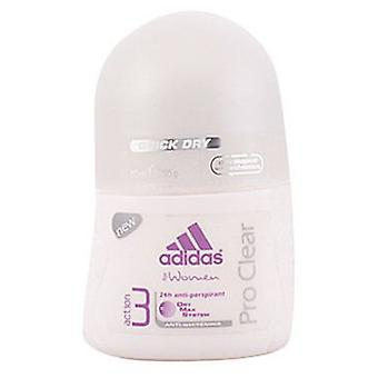 Adidas Woman Pro Clear Roll-On Deodorant 50 Ml (Woman , Perfume , Deodorants)