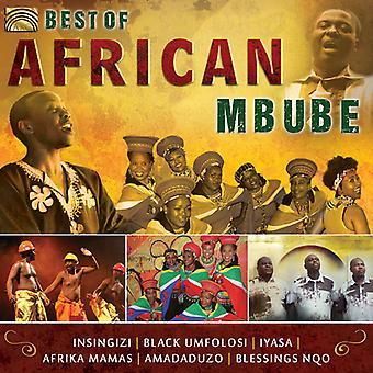 Insingizi / Black Umfolosi / Iyasa /  Afrika Mamas / Amadaduzo - Best of African Mbube [CD] USA import