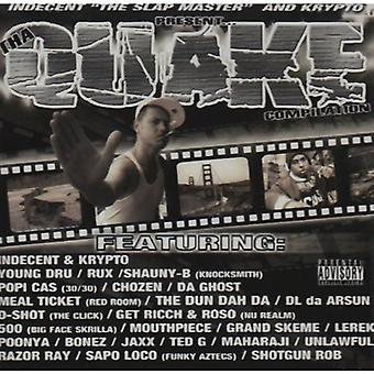 Niemoralna & Krypto - import USA Tha Quake kompilacja [CD]