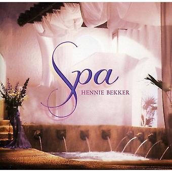 Hennie Bekker - Spa [CD] USA import