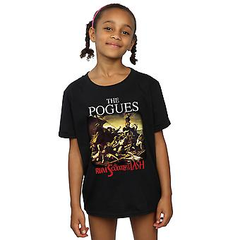 The Pogues Girls Rum Sodomy And The Lash T-Shirt