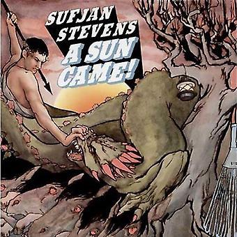 Sufjan Stevens - solen kom [CD] USA import