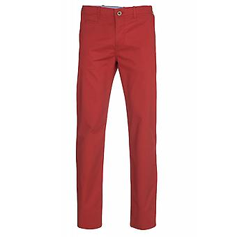 Wrangler Chino pants men's Chino-pants red W14L-OO-89T