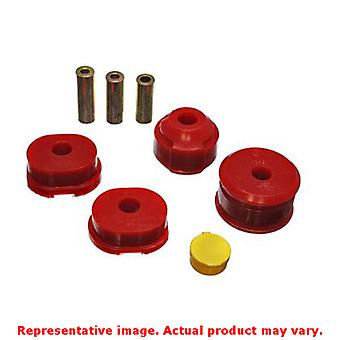 Energy Suspension Motor And Transmission Mount 8.1104R Red Front Fits:SCION 200