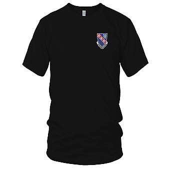 US Army - 147th Armored Regiment Embroidered Patch - Kids T Shirt