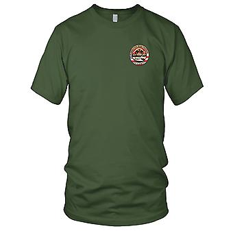 Armed Forces Operation Iraqi Freedom Veteran Embroidered Patch - Ladies T Shirt