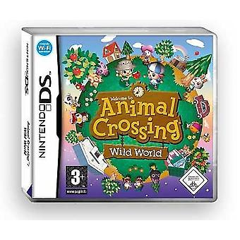 Animal Crossing: Wild World (NDS) (Used)