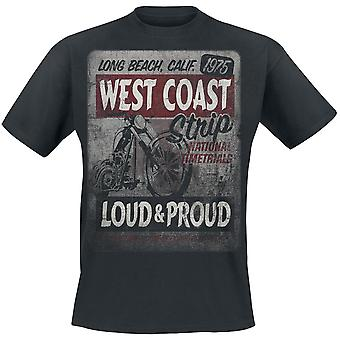 West Coast choppers T-Shirt Strip