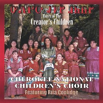 Cherokee National Youth Choir - Voices of the Creator's Children [CD] USA import