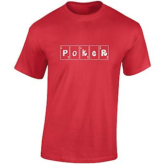 Poker Cards Mens T-Shirt 10 Colours (S-3XL) by swagwear