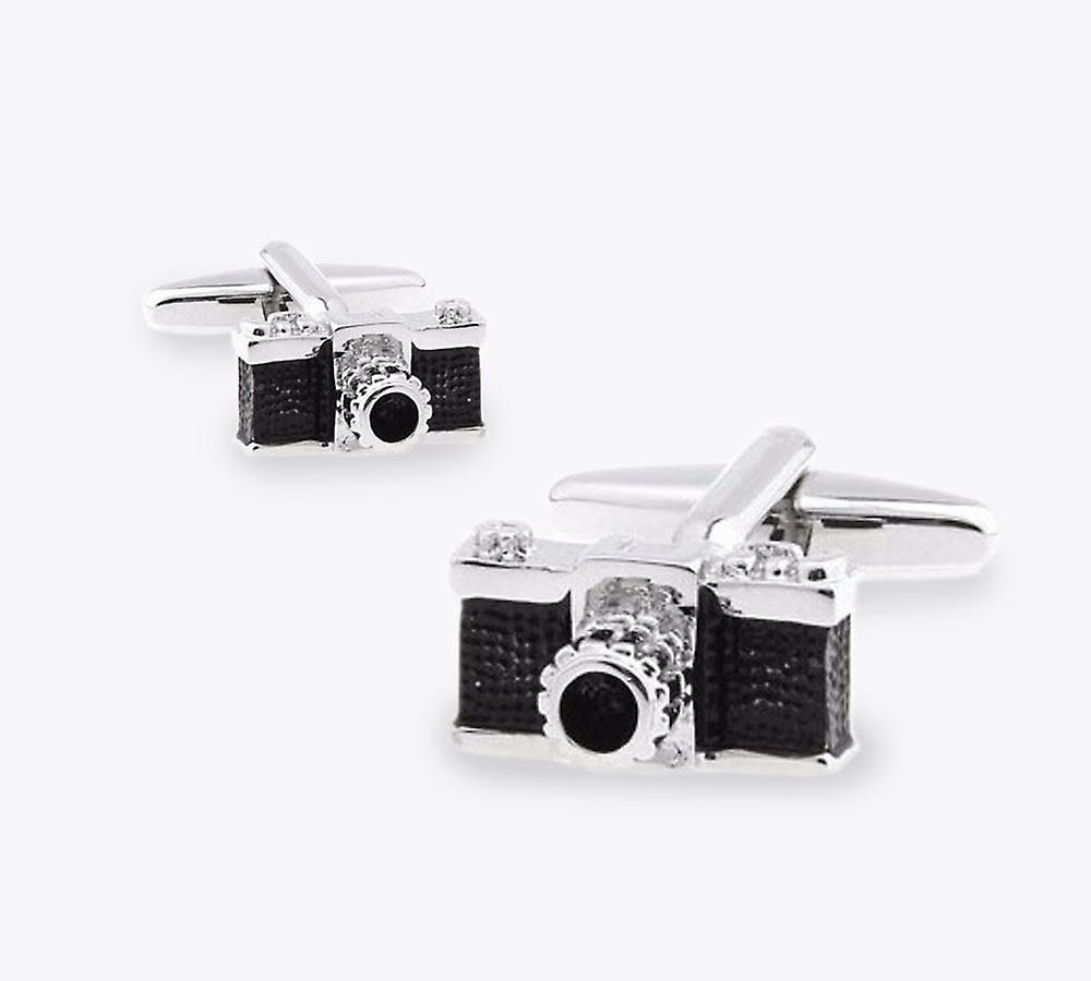 Camera Novelty Cufflinks Wedding Gift Smart Photographer Picture