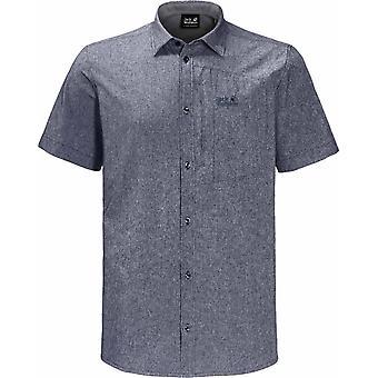 Jack Wolfskin Barrel Shirt - Pebble Grey