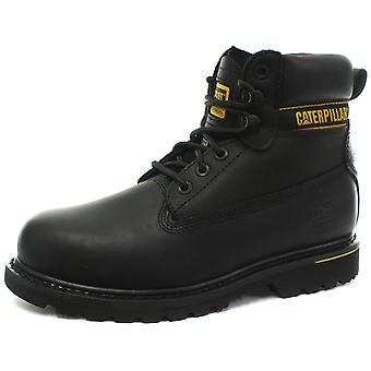 Caterpillar CAT Holton Mens Steel Toe Safety Boots  AND COLOURS