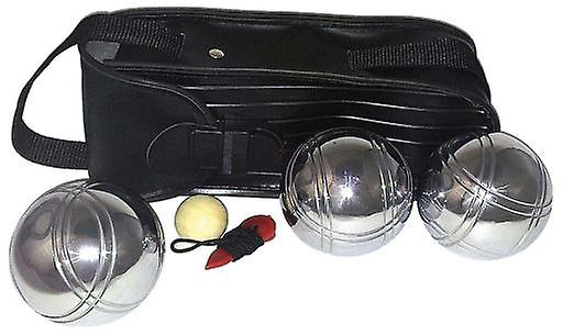 Import Petanque 3 Balls With Cover Bag (Babies and Children , Toys , Others)
