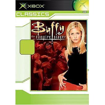 Buffy The Vampire Slayer (Xbox Classics)