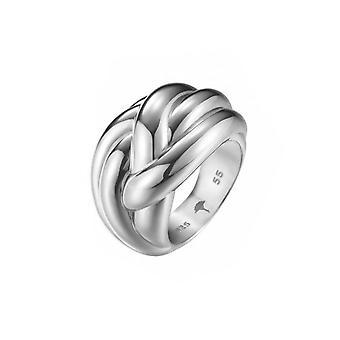Joop women's ring silver SILHOUETTE JPRG90663A