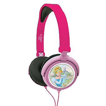 Lexibook Disney Princess Stereo Headphones Pink (Model No. HP010DP)