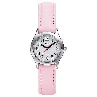 Timex Womens/Kids roze riem T79081 Watch