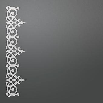Couture Creations On The Edge Die-Cleo Border, 1.1