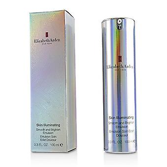 Elizabeth Arden Skin Illuminating Smooth & Brighten Emulsion - 100ml/3.3oz