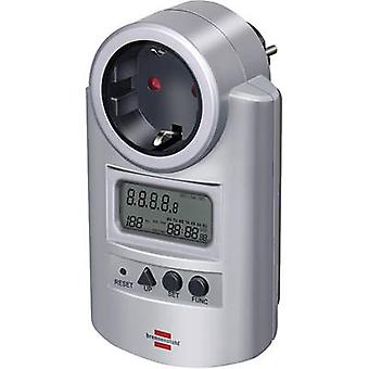 Brennenstuhl PM 231 E Energy consumption meter Selectable energy tariffs