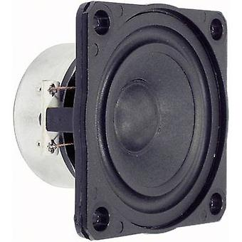 Visaton SC 8 N 3.3  8 cm Wideband speaker chassis 30 W 8 Ω