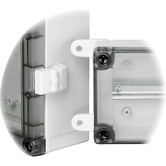 Wall mount Polyamide Light grey Fibox