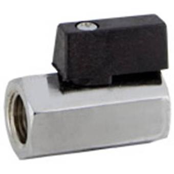Válvula de bola interna Norgren rosca: rosca exterior 1/8: 10 1/8 bar (máx.)