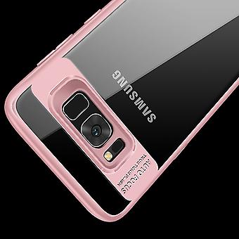 Ultra slim case for Samsung Galaxy S8 mobile case protection cover rose