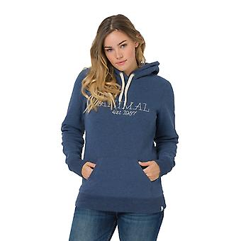 Animal Sketched Pullover Hoody