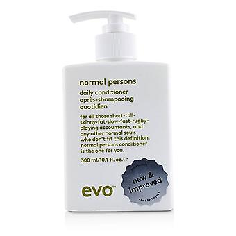 Evo Normal Persons Daily Conditioner - 300ml/10.1oz