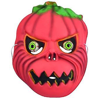 Child mask pumpkin Halloween horror Sanchez