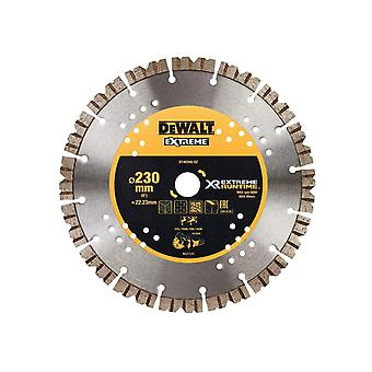 DeWALT DT40260-QZ 230x22mm Extreme Runtime Diamond Wheel - DCS690-Saw