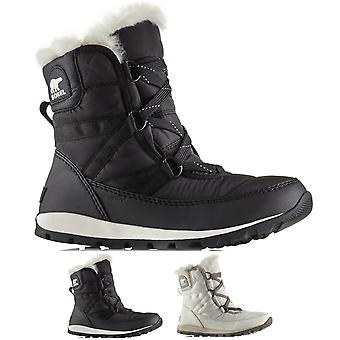 Womens Sorel Whitney Lace Short Winter Waterproof Thermal Warm Snow Boots