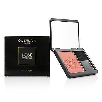 Guerlain Rose Aux Joues Tender Blush - #02 Chic Pink - 6.5g/0.22oz