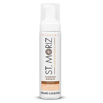 St. Moriz Professional Medium Mousse 200 ml