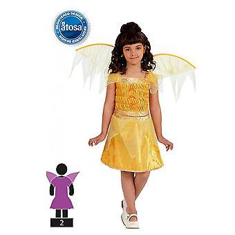 Infantiles disfraces traje de niño de hadas con alas