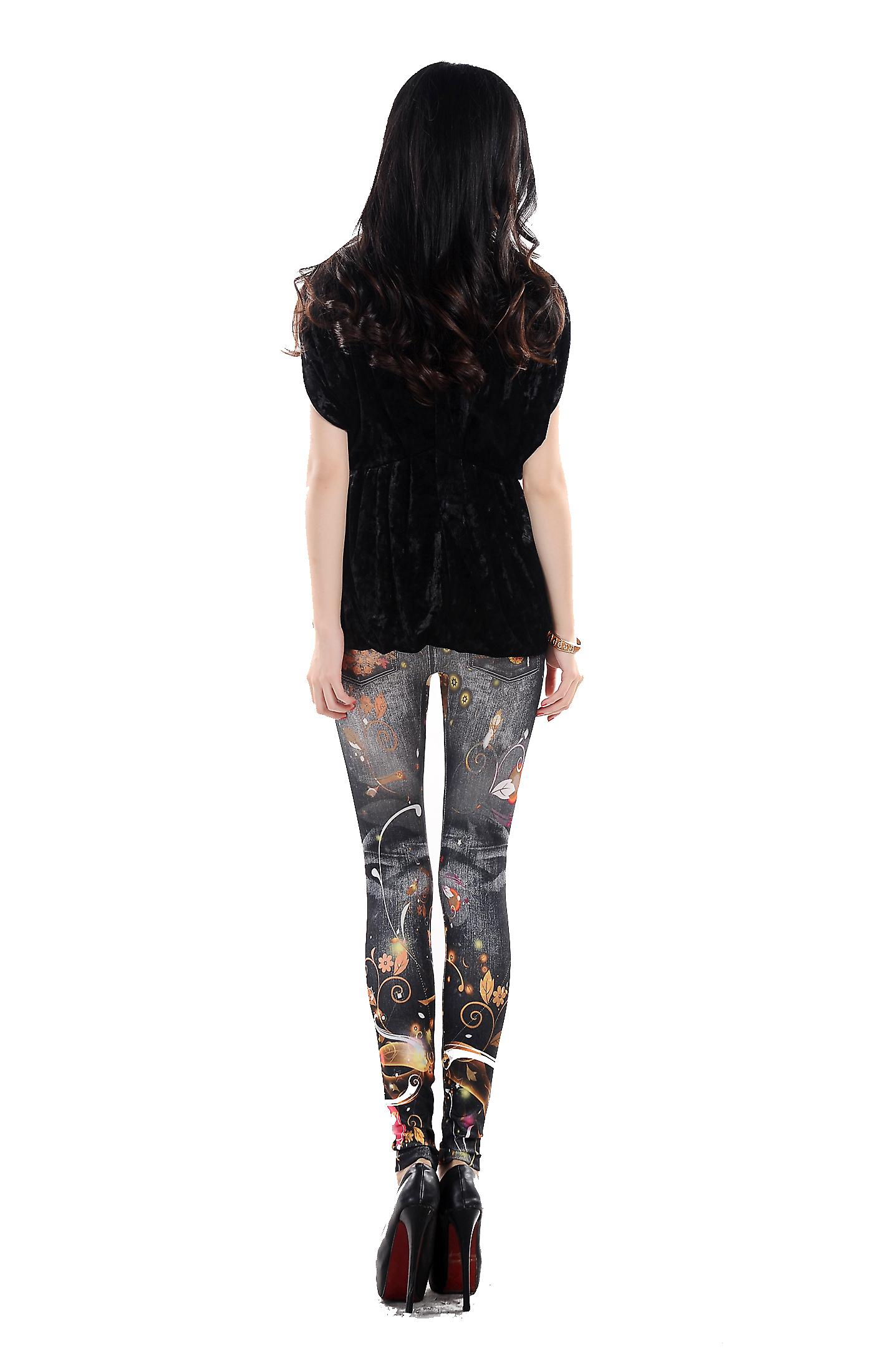 Waooh - Fashion - Leggings mit Charakter