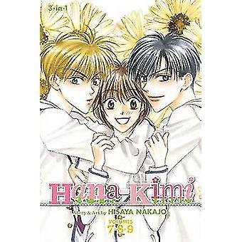 Hana-Kimi - volumen 7-9 por Hisaya Nakajo - libro 9781421542294