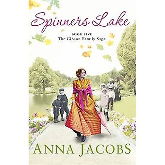 Uistinta järvelle Anna Jacobs - 9781473617162 kirja
