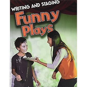 Schrijven en grappige enscenering speelt door Charlotte Guillain - 9781474715362