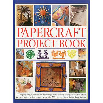 Papercraft Project Book by Lucy Painter - 9781780193519 Book